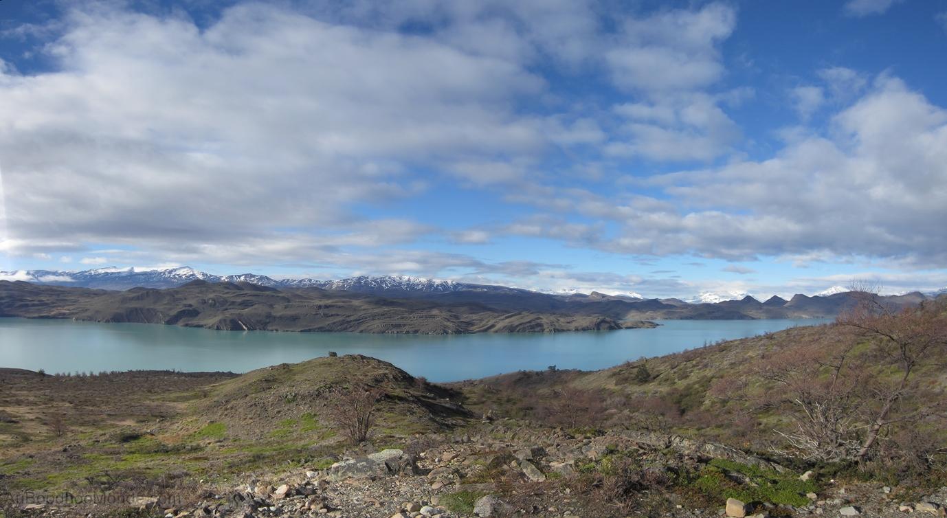 Chili - Torres del Paine - Lago Nordenskjold