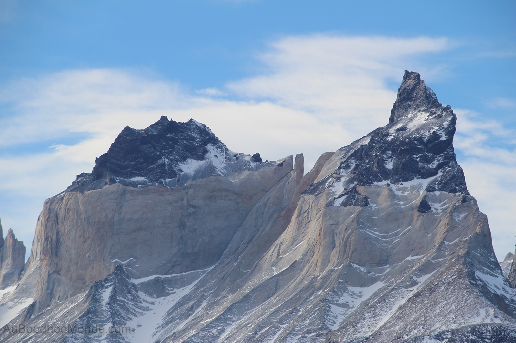 Chili - Torres del Paine - Cerro Los Cuernos
