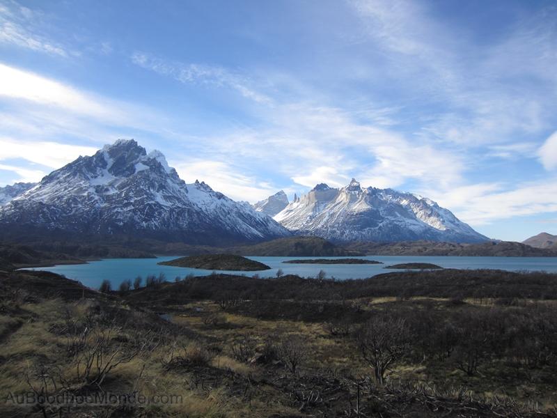 Chili - Trek W - Lago Pehoe