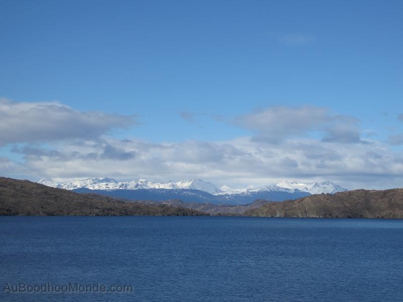 Chili - Torres del Paine - Lago Pehoe