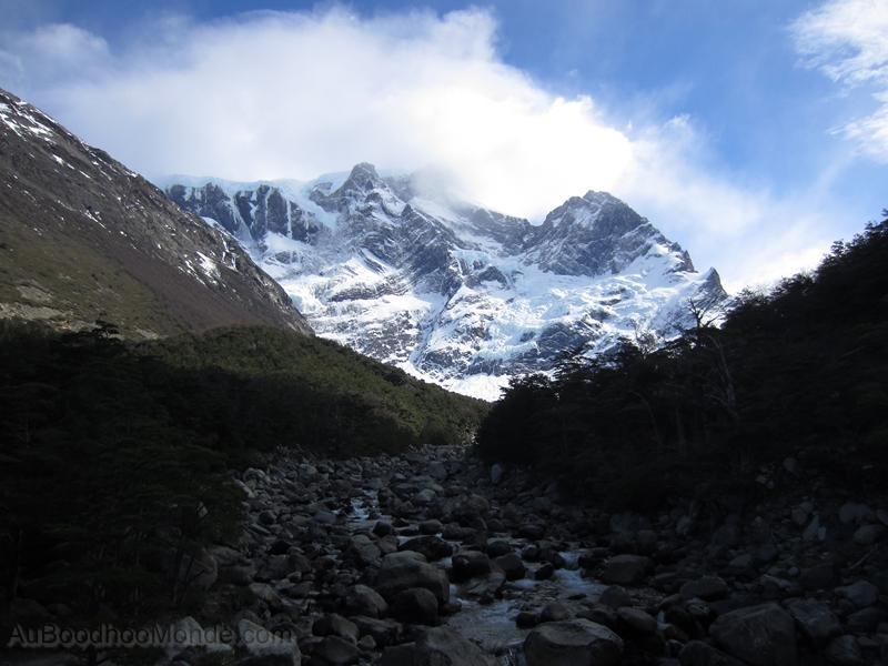 Chili - Torres del Paine -  Valle Frances