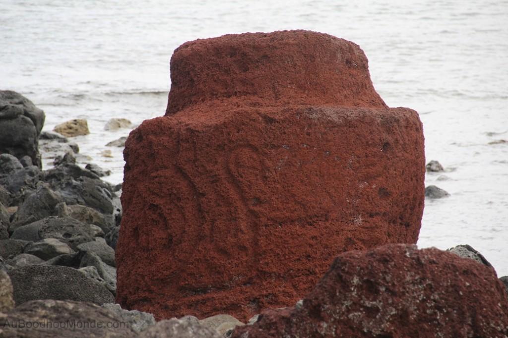 Ile de Paques - Pu Kao