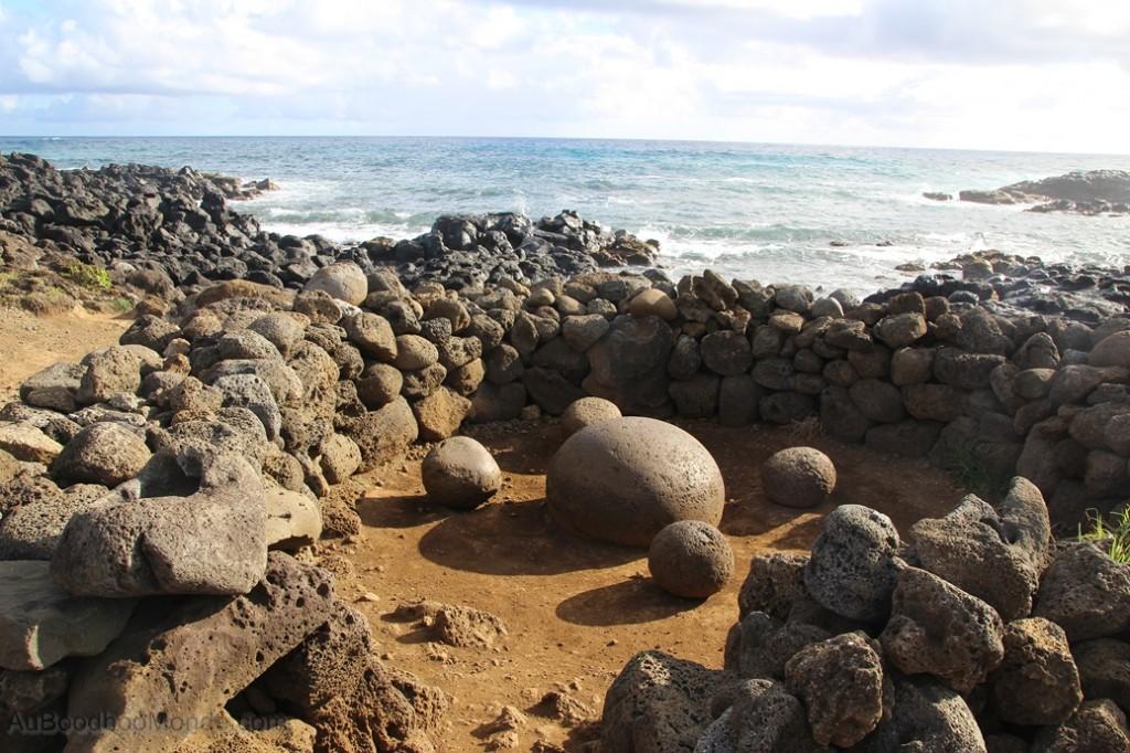 Ile de Paques - Hanga Ho Onu