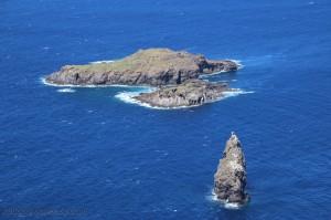 Ile de Paques - Motu Nui