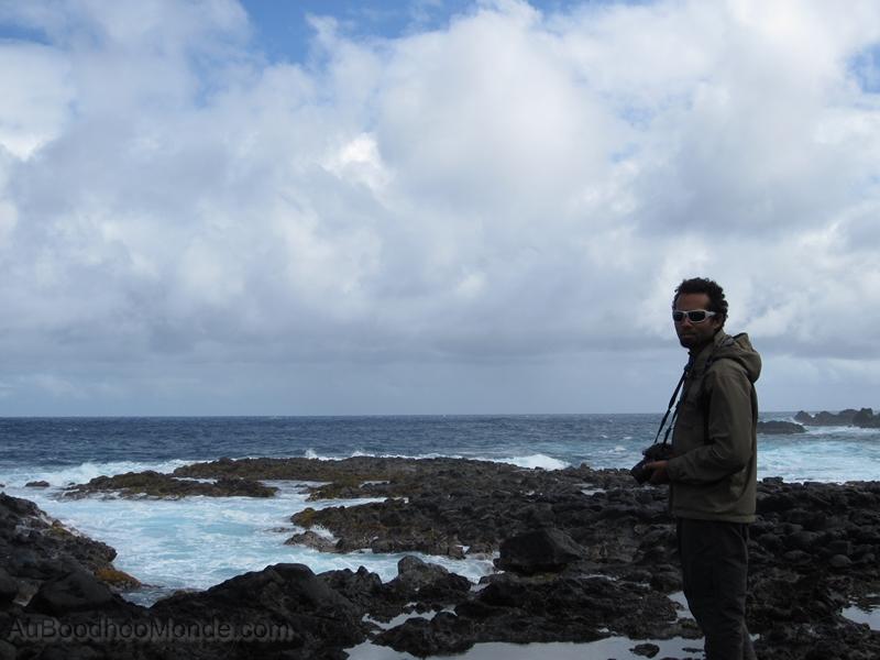 Ile de Paques - Ocean
