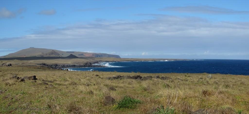 Ile de Paques - Peninsule