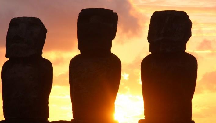 Rapa Nui : Les Mystères de l'Ile de Pâques