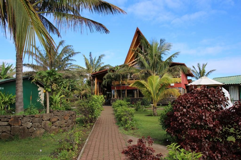 Rapa Nui - Hotel Vai Moana
