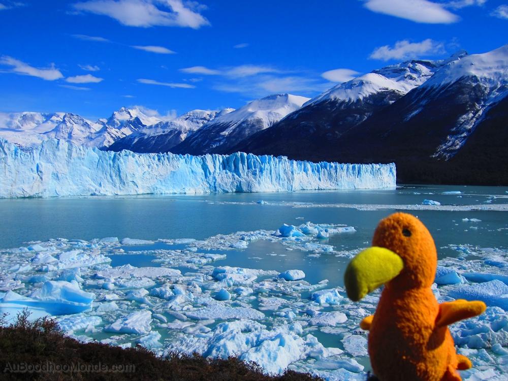 Auboodhoomonde - Dodo Moris - Argentine Perito Moreno