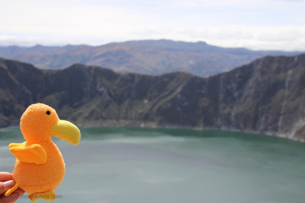 Auboodhoomonde - Dodo Moris - Equateur Quilotoa