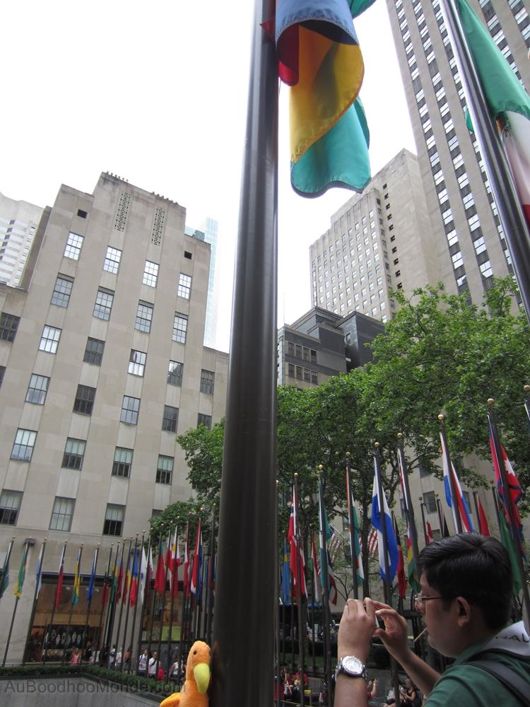Auboodhoomonde - Dodo Moris -  New York ONU