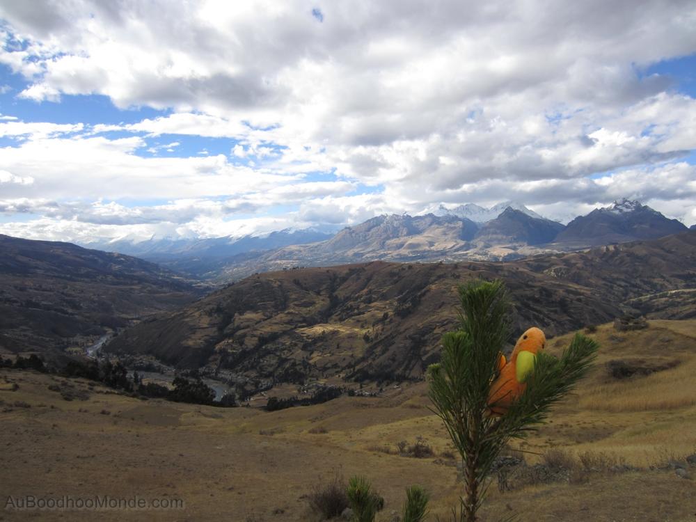 Auboodhoomonde - Dodo Moris - Perou Huaraz