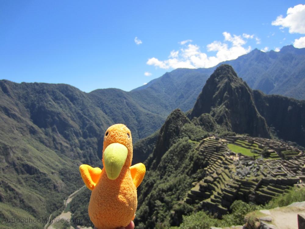 Auboodhoomonde - Dodo Moris - Perou Machu Picchu