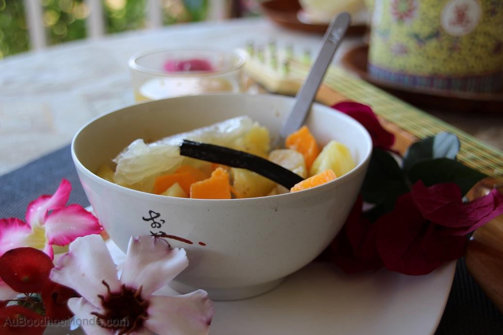 Tahiti - Petit-dejeuner