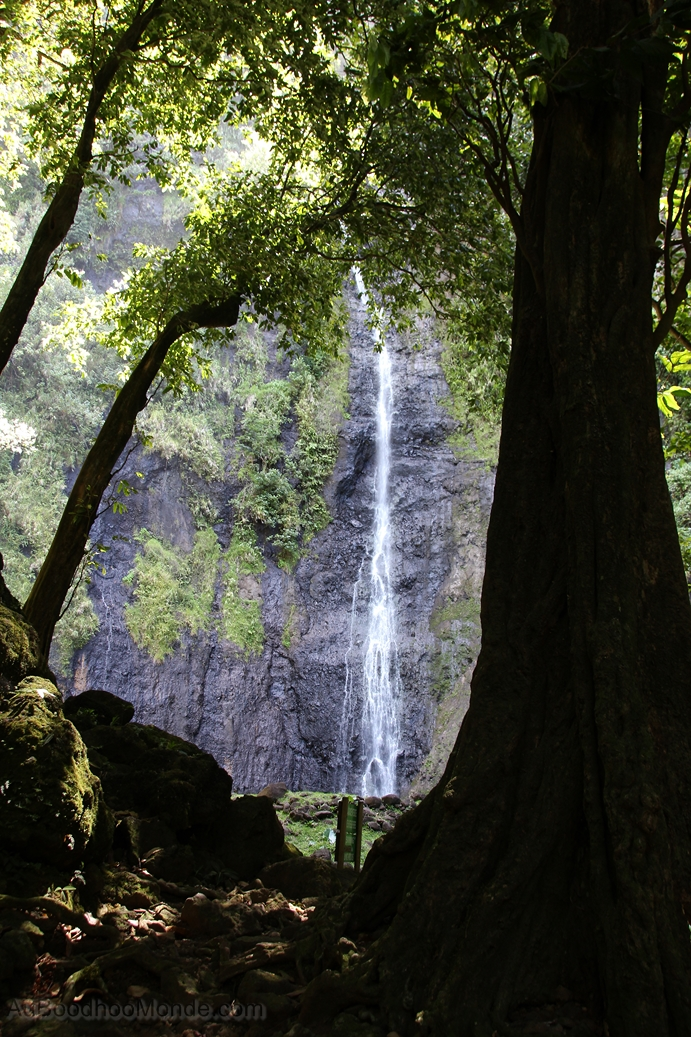 Tahiti -  Les Trois Cascades