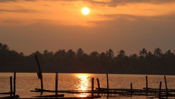 Kerala paradisiaque !