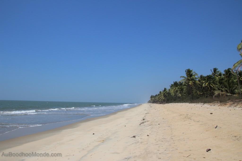 Valiyaparamba - Mer devant