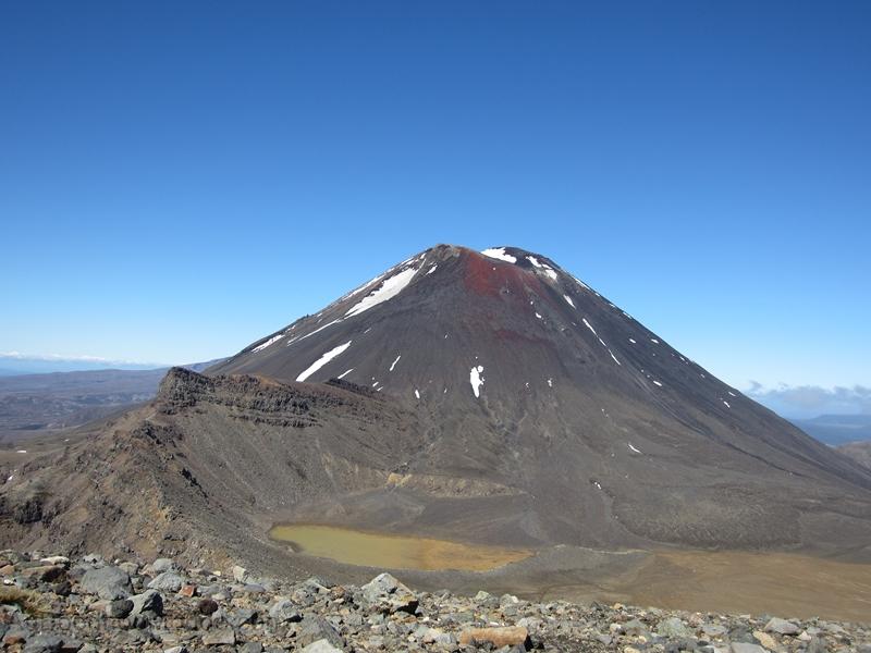 Nouvelle-Zelande Montagne du destin
