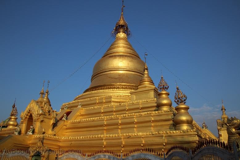 Myanmar - Mandalay Mahamuni Pagoda