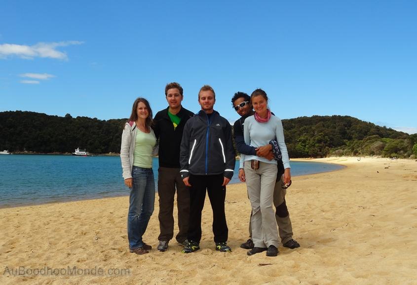 Nouvelle-Zelande -  Abel Tasman Park