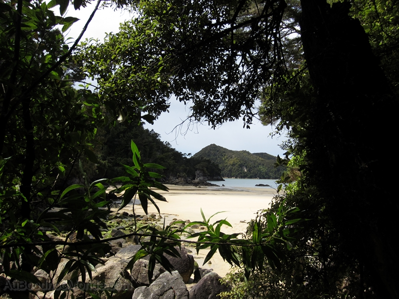 Nouvelle-Zelande -  Abel Tasman crique