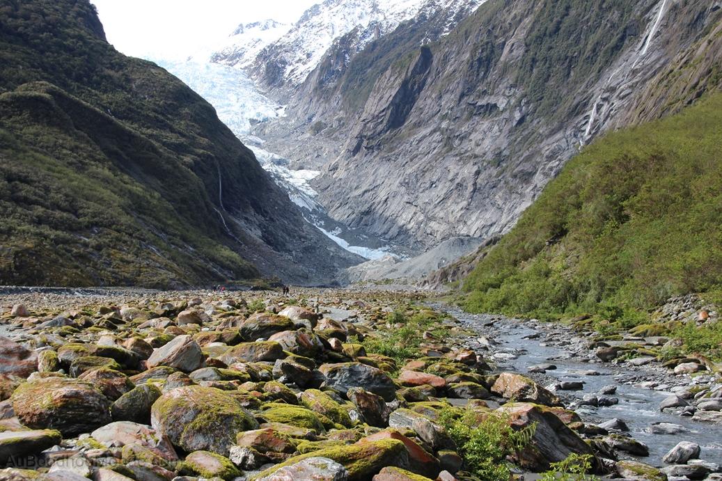 Nouvelle-Zelande - Fox Glacier