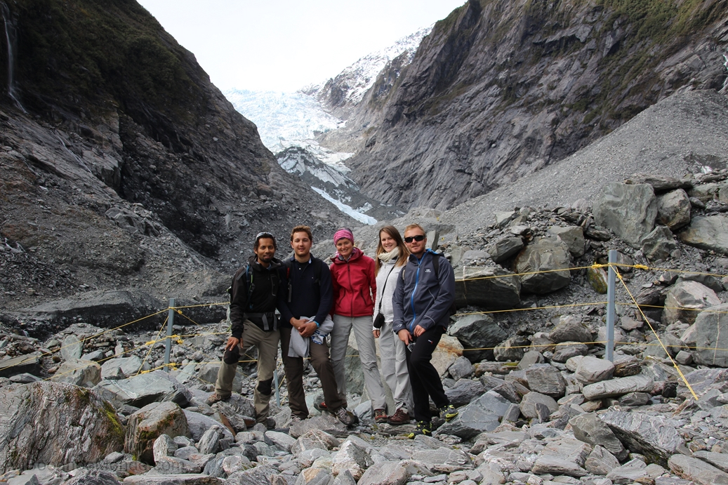 Nouvelle-Zelande -  Fox Glacier National Park