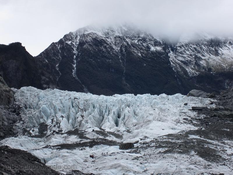 Nouvelle-Zelande -  Glacier Franz Joseph