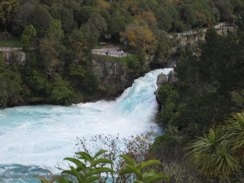 Nouvelle-Zelande - Huka Falls