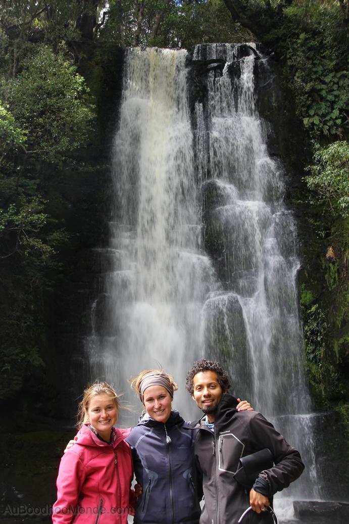 Nouvelle-Zelande - McLean falls