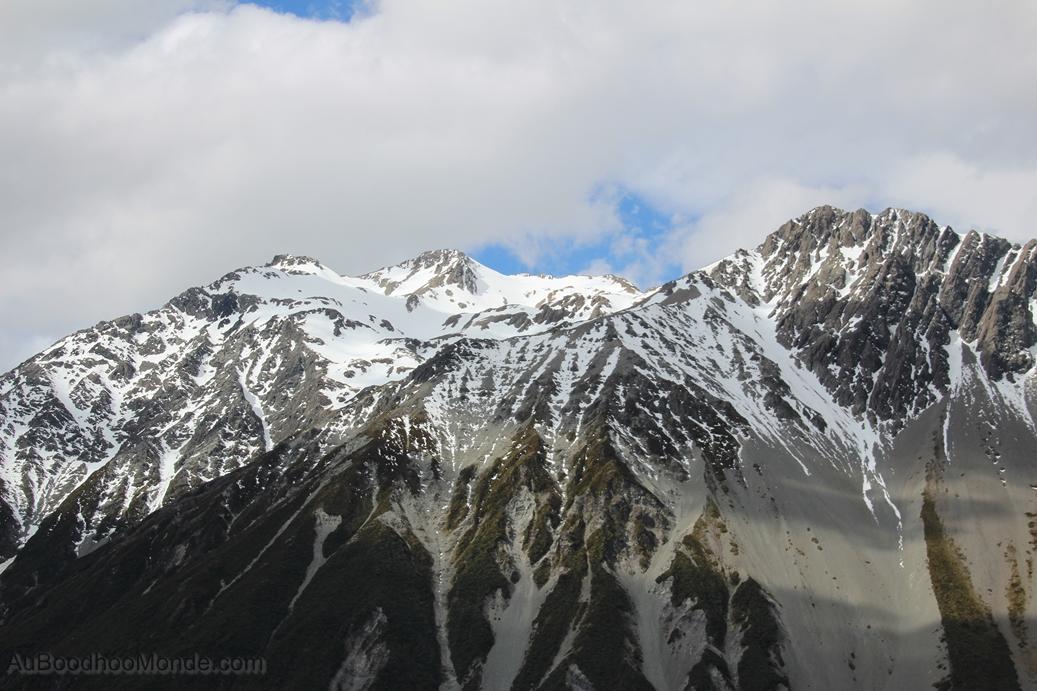 Nouvelle-Zelande - Mont Cook