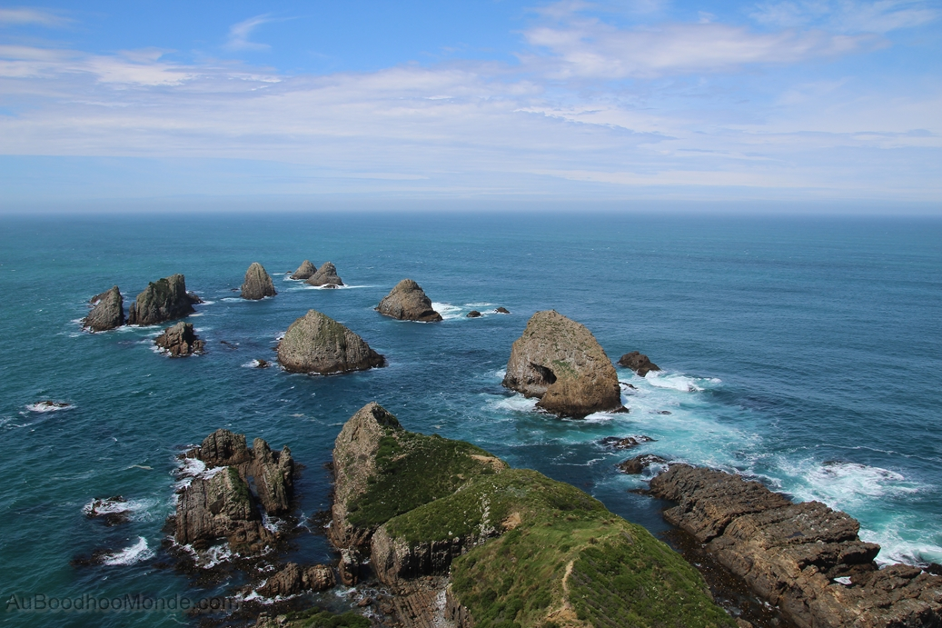 Nouvelle-Zelande - Nugget Point