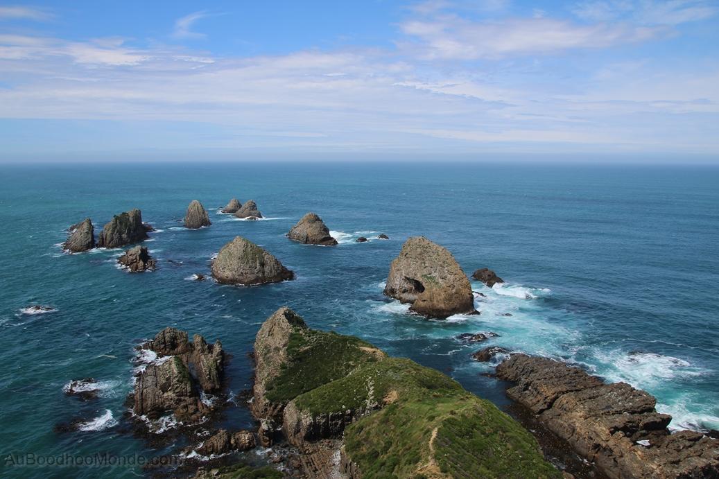 Nouvelle-Zelande - Nugget Point