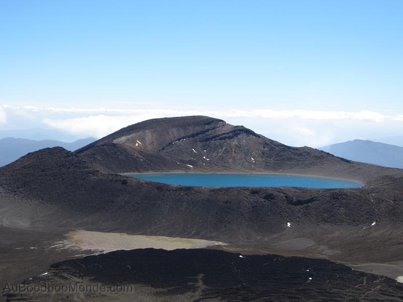 Nouvelle-Zelande - Tongariro lac