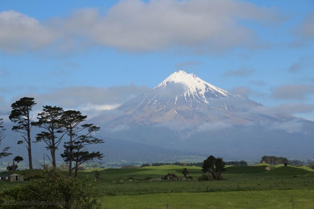 Nouvelle-Zelande - Volcan Taranaki - Egmont
