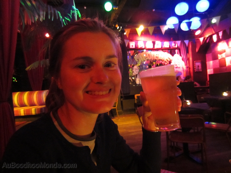 Tour du Monde - Backpackers Bar