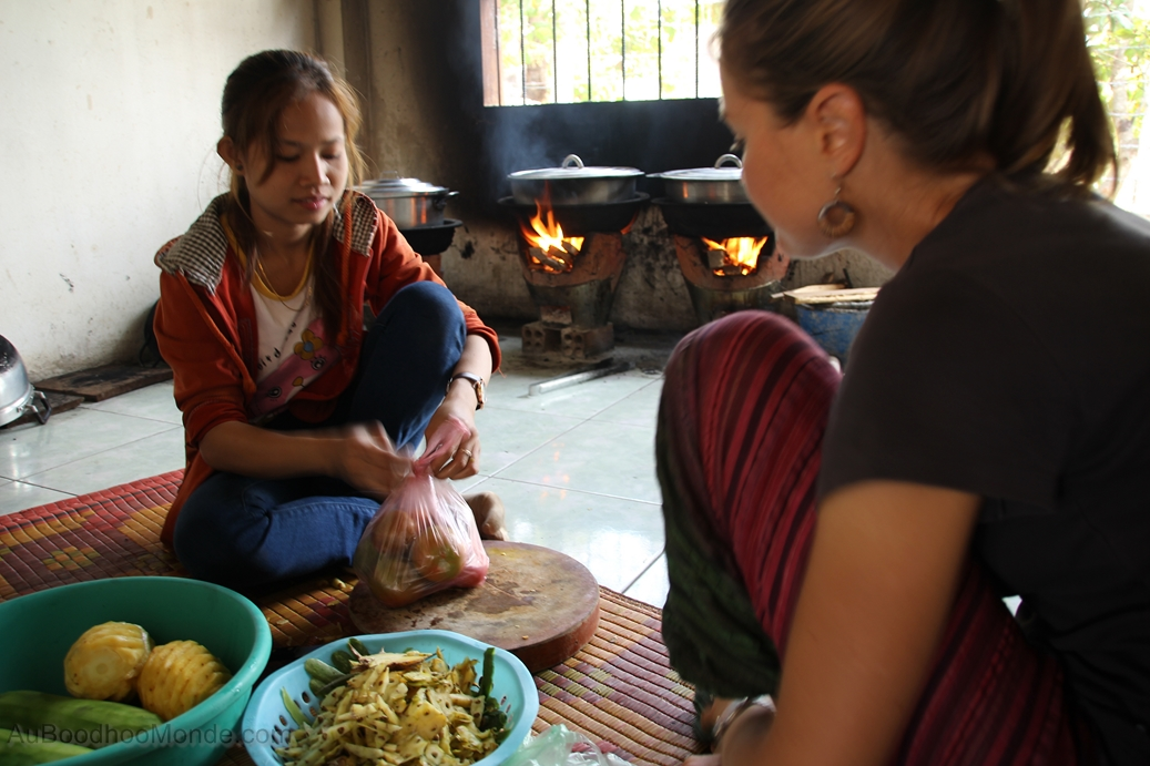 Auboodhoomonde - cuisine Cambodge