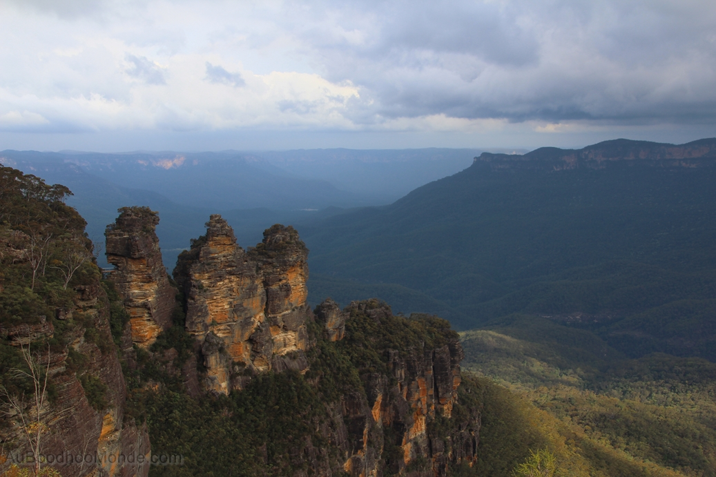 Australie - Blue Mountains - Three Sisters