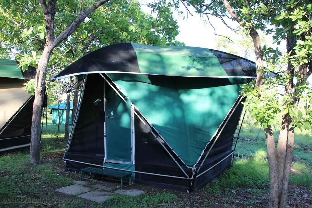 Australie - Camping Kakadu