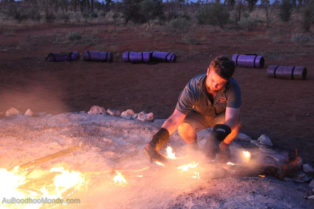 Australie Camping Kangaroo