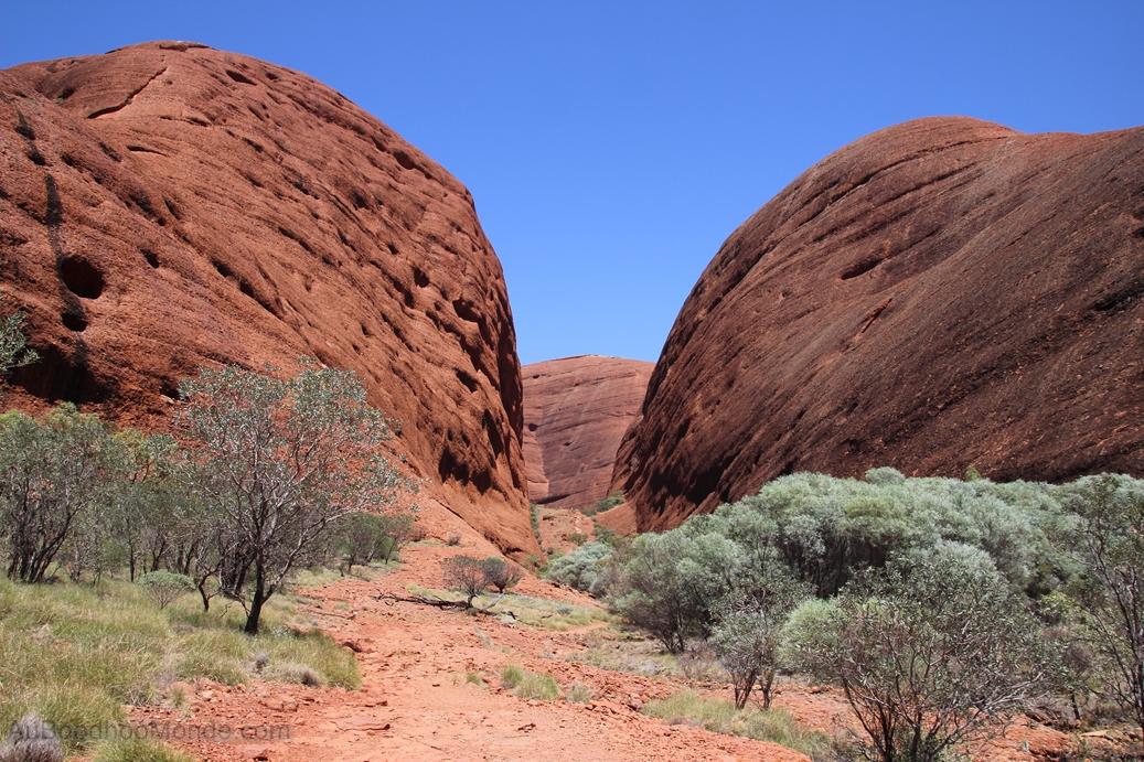 Australie - Kata Tjuta 2