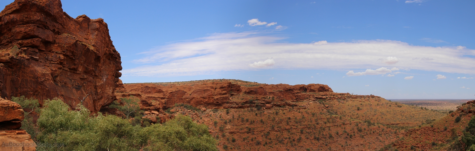 Australie  - Kings Canyon - Rim Walk