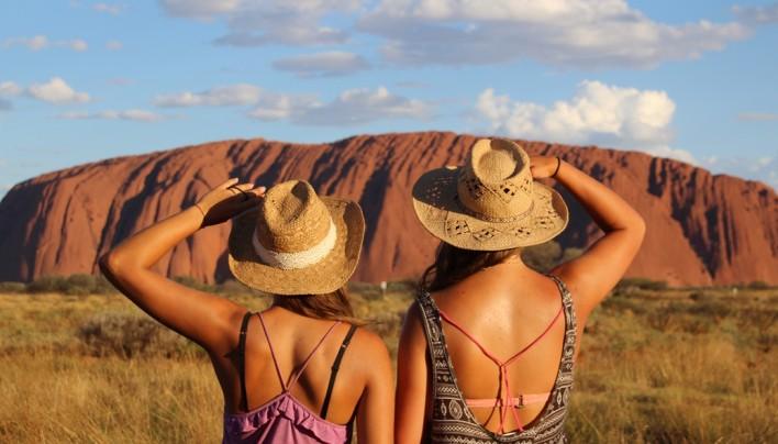 Northern Territory: De Uluru à Kakadu
