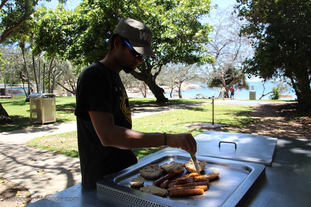 Australie - Magnetic Island - Barbecue