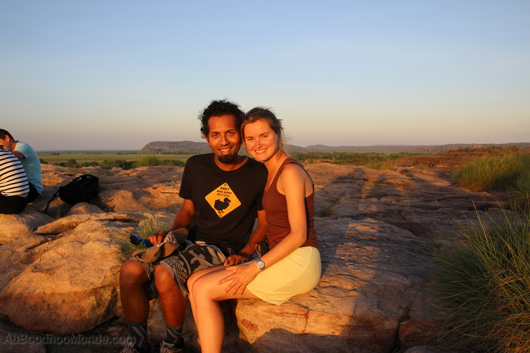 Australie - Nabab lookout