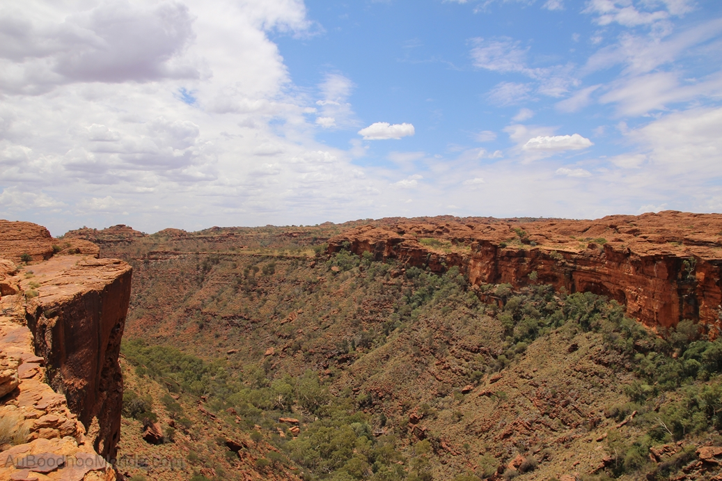 Australie - Outback Canyon