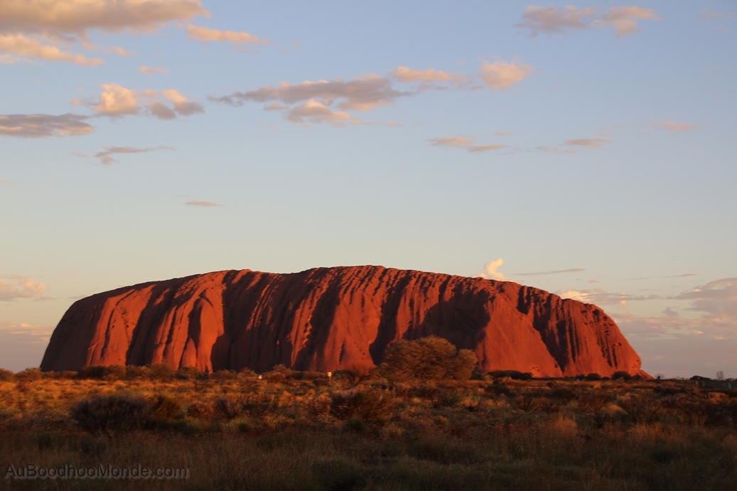 Australie - Uluru Sunset