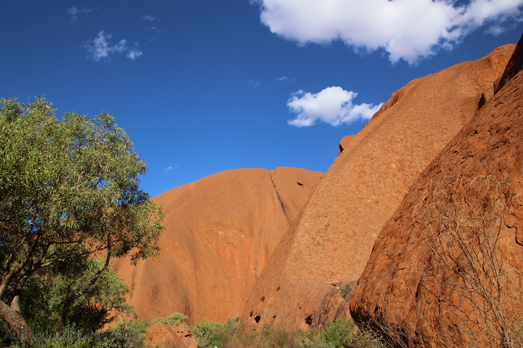 Australie - Uluru rocher