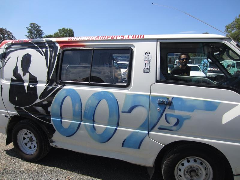 Australie - Van