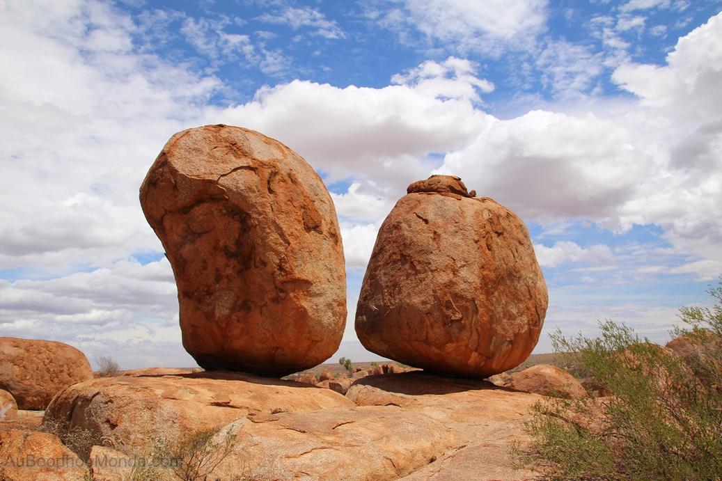 Australie - rochers